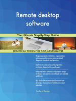 Remote desktop software The Ultimate Step-By-Step Guide