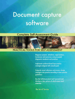 Document capture software Complete Self-Assessment Guide