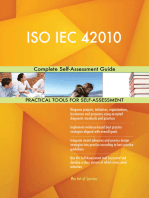 ISO IEC 42010 Complete Self-Assessment Guide