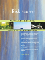 Risk score The Ultimate Step-By-Step Guide