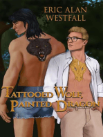 Tattooed Wolf, Painted Dragon
