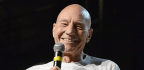 Patrick Stewart Is Reprising His Role As Captain Picard In New 'Star Trek' Series.