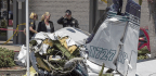 Small Plane Crashes In Calif. Parking Lot, Killing Five Aboard