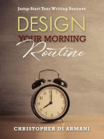 Design Your Morning Routine