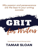 Grit for Writers