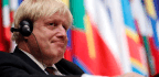 Boris Johnson Would Like Your Attention Again