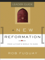 A New Reformation Leader Guide