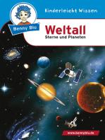 Benny Blu - Weltall