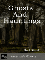 Ghost Stories and Hauntings