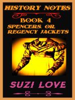 Spencers or Regency Jackets