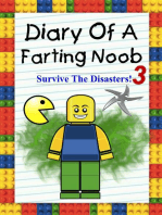 Diary Of A Farting Noob 3