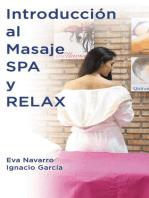 Introducción al Masaje Spa y Relax