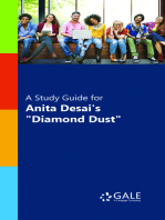 "A Study Guide for Anita Desai's ""Diamond Dust"""