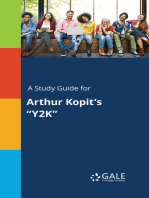 "A Study Guide for Arthur Kopit's ""Y2K"""