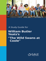 "A Study Guide for William Butler Yeats's ""The Wild Swans at Coole"""
