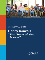 """A Study Guide for Henry James's """"The Turn of the Screw"""""""