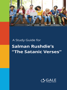 """A Study Guide for Salman Rushdie's """"The Satanic Verses"""""""