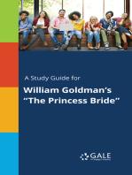 """A Study Guide for William Goldman's """"The Princess Bride"""""""
