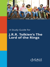 A Study Guide for J.R.R. Tolkien's The Lord of the Rings