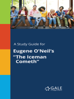 """A Study Guide for Eugene O'Neil's """"The Iceman Cometh"""""""