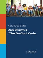 "A Study Guide for Dan Brown's ""The DaVinci Code"