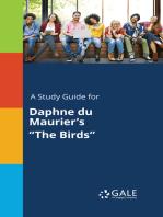 "A Study Guide for Daphne du Maurier's ""The Birds"""