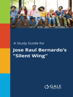 "A Study Guide for Jose Raul Bernardo's ""Silent Wing"""