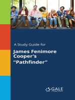 "A Study Guide for James Fenimore Cooper's ""Pathfinder"""