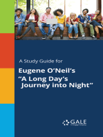 """A Study Guide for Eugene O'Neil's """"A Long Day's Journey into Night"""""""