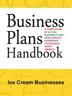 Business Plans Handbook: Ice Cream Businesses