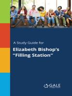 """A Study Guide for Elizabeth Bishop's """"Filling Station"""""""