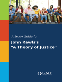 """A Study Guide for John Rawls's """"A Theory of Justice"""""""