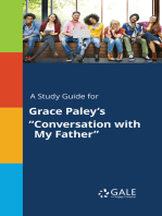 """A Study Guide for Grace Paley's """"Conversation with My Father"""""""