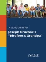 "A Study Guide for Joseph Bruchac's ""Birdfoot's Grandpa"""