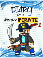 Diary of a Wimpy Pirate 1