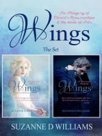 Wings, The Set (Paranormal Romance Series)