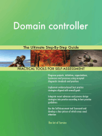 Domain controller The Ultimate Step-By-Step Guide