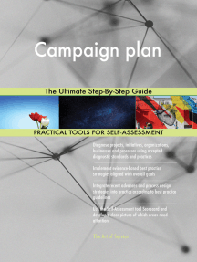 Campaign plan The Ultimate Step-By-Step Guide