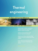 Thermal engineering A Clear and Concise Reference