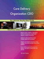 Care Delivery Organization CDO The Ultimate Step-By-Step Guide