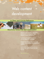 Web content development A Clear and Concise Reference