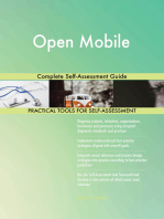 Open Mobile Complete Self-Assessment Guide