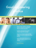 Good engineering practice A Complete Guide