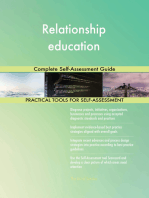 Relationship education Complete Self-Assessment Guide