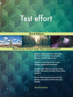 Test effort Third Edition