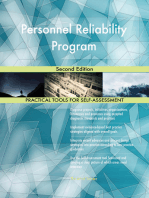 Personnel Reliability Program Second Edition