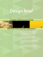 Design brief Complete Self-Assessment Guide