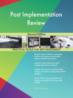 Post Implementation Review Second Edition