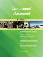 Component placement Third Edition