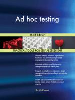 Ad hoc testing Third Edition